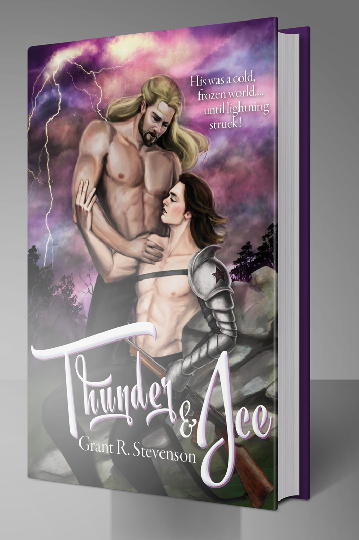 Thunder and Ice Book Front